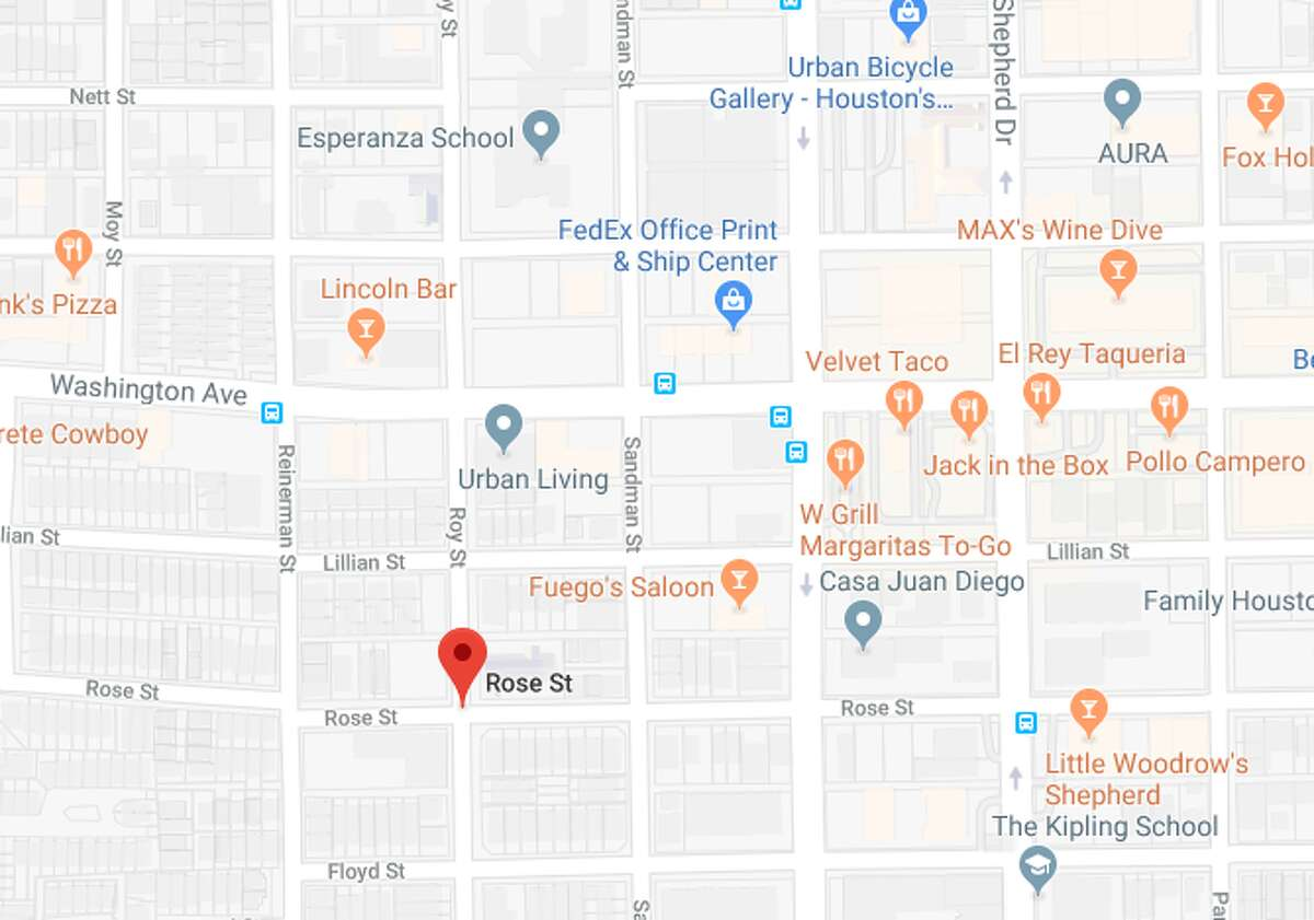 7700 block of Karen Rose Street, Houston, Texas ZIP code: 77075