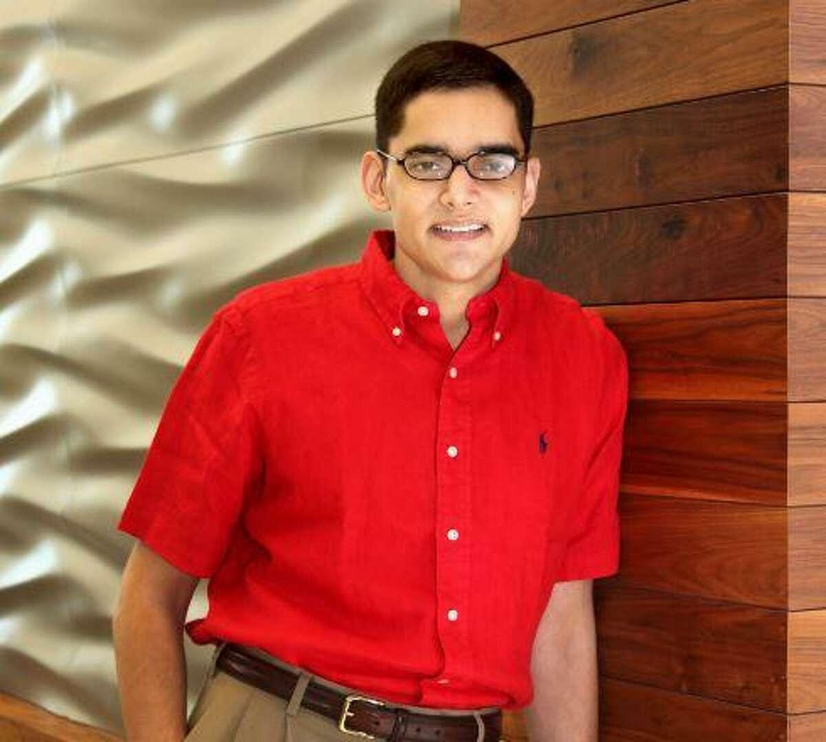 Houston author Ammar Habib