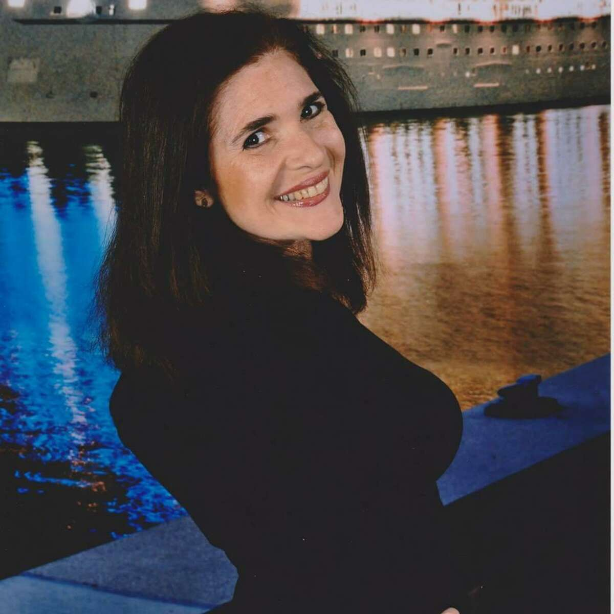 Houston author Andrya Bailey
