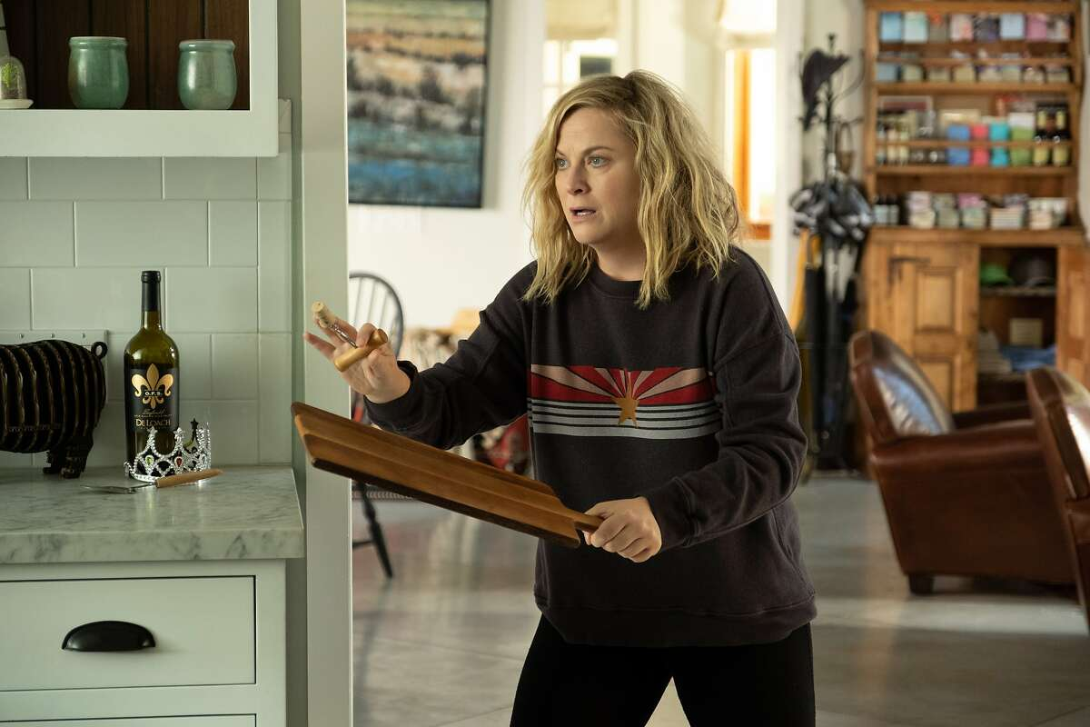 """Production stills from """"Wine Country,"""" the new film starring Amy Poehler, Rachel Dratch, Maya Rudolph, Tina Fey and others about a girls' trip to Napa Valley. It streams on Netflix starting May 10."""