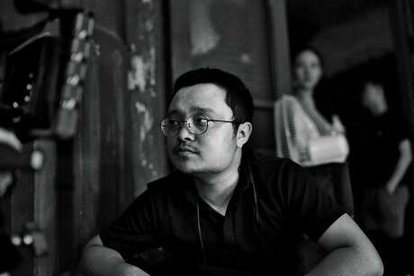 Bi Gan, director of the film 'Long Day's Journey Into Night'