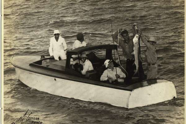 In 1937, President Franklin D. Roosevelt famously visited Port A and, while fishing in a Farley boat, caught a 5-foot tarpon.