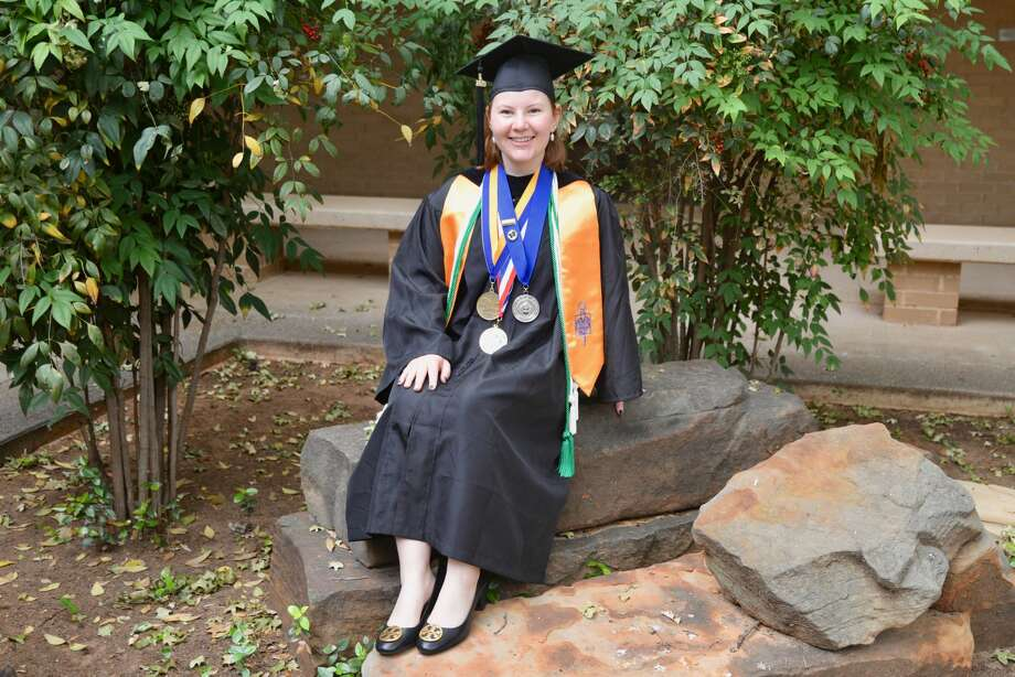 Midland College commencement speaker Tatum Dotson said she will deliver an address that resonates with all members of her audience. Photo: Courtesy Photo