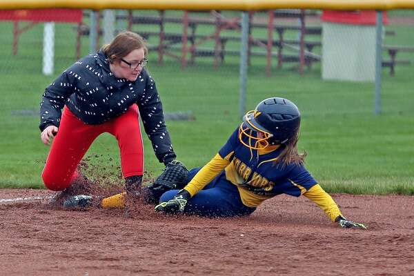 North Huron at Caseville - Softball