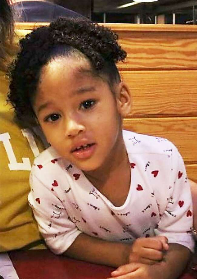 Police are looking for a 5-year-old Maleah Davis, who was possibly taken on Saturday by three men in north Houston, according to a news release from the Houston Police Department. Photo: HPD