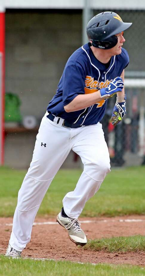 North Huron at Caseville — Baseball Photo: Paul P. Adams/Huron Daily Tribune