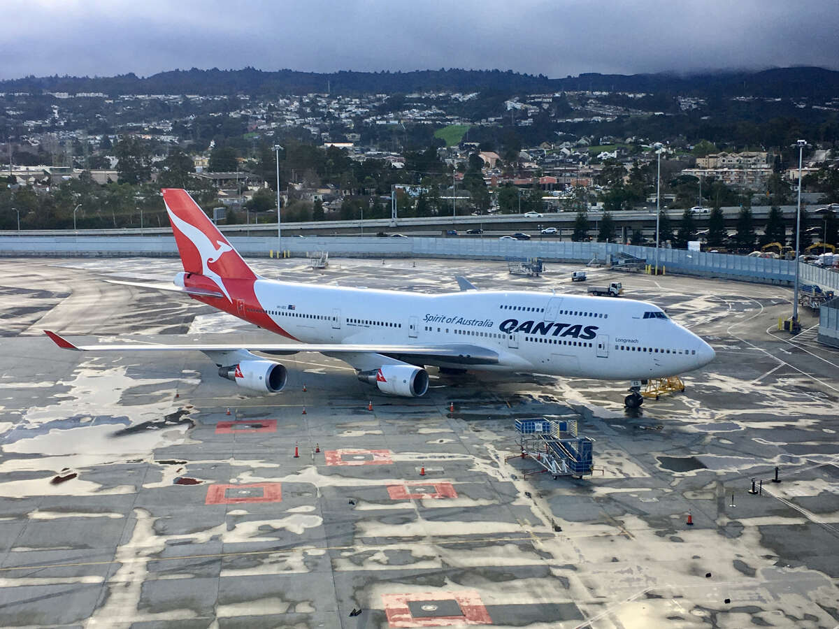 Qantas will retire the grand old Queen of the Skies from SFO-Sydney service this December.