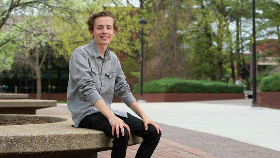 SIUE political science senior Zack Nunn has been elected to the Granite City School Board. Photo: For The Telegraph