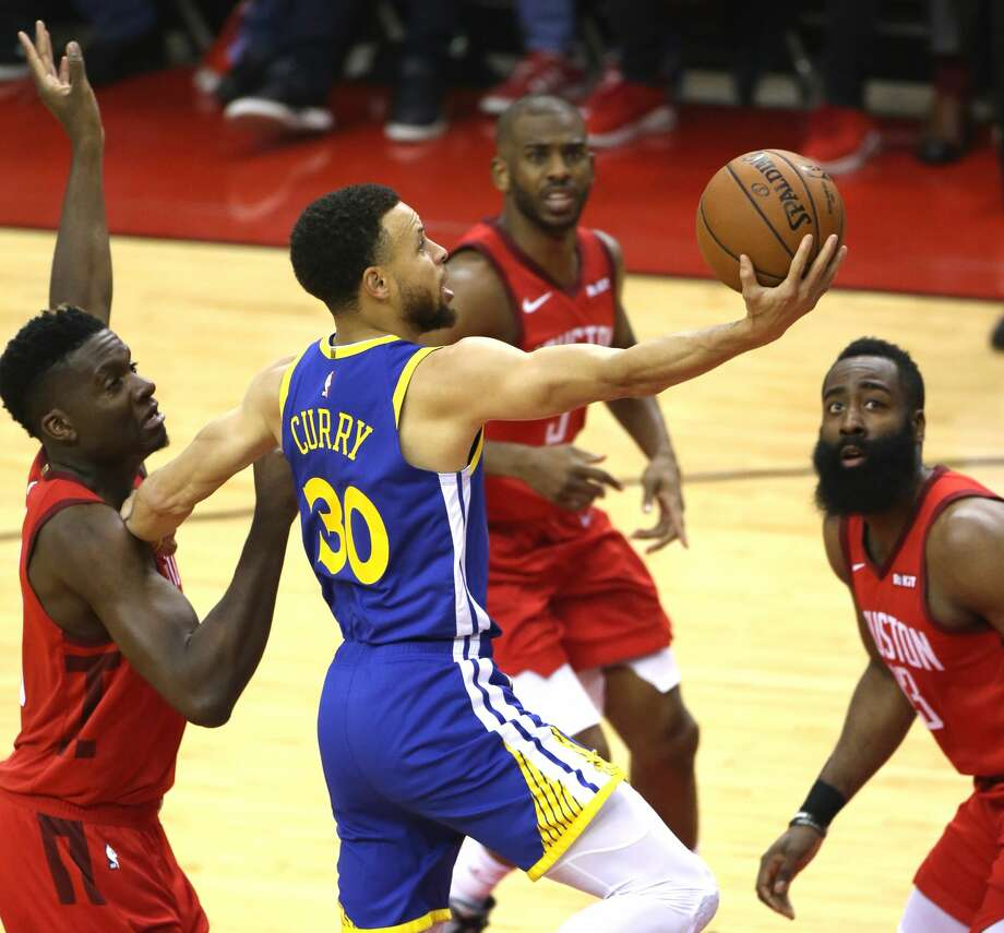 Rockets And The Warriors Game: Rockets '3-and-D' Emphasis As Much About Defending As
