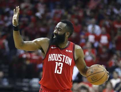 7d1dc6ecaa33 James Harden and the Rockets are heading back to Oracle Arena with the  series tied at 2 after taking a pair of wins over the Warriors at Toyota  Center.