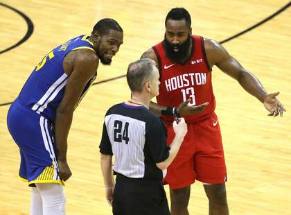 278634eb6e3f Kevin Durant has relished the ultra-tight series the Rockets and Warriors  have waged through four games