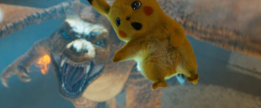 Ryan Reynolds voices everyone's favorite thunder mouse Pokemon-turned-inspector in