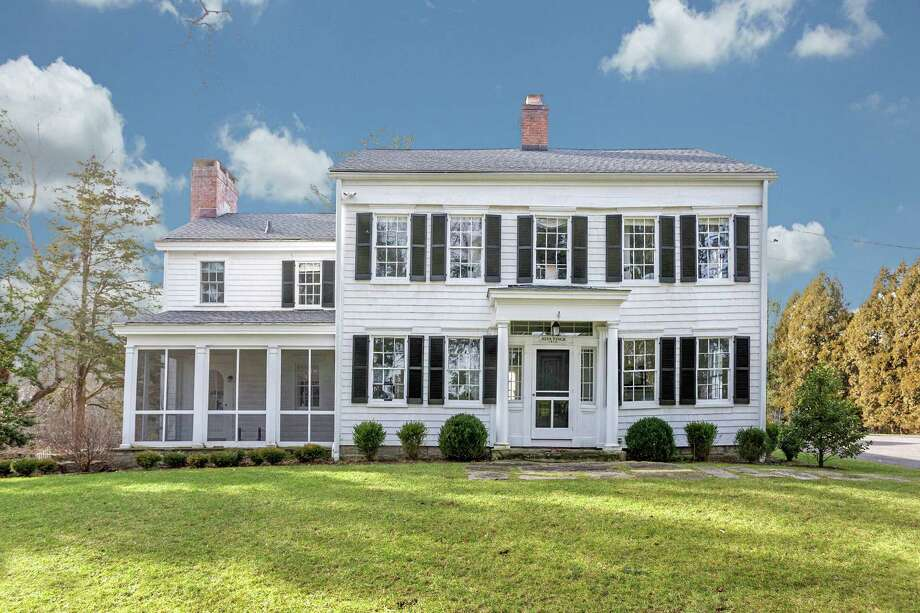 The historic Alva Finch House at 25 Cavalry Road has a fascinating back story involving feuding brothers, a famed architect of stone structures, and a famous actress.