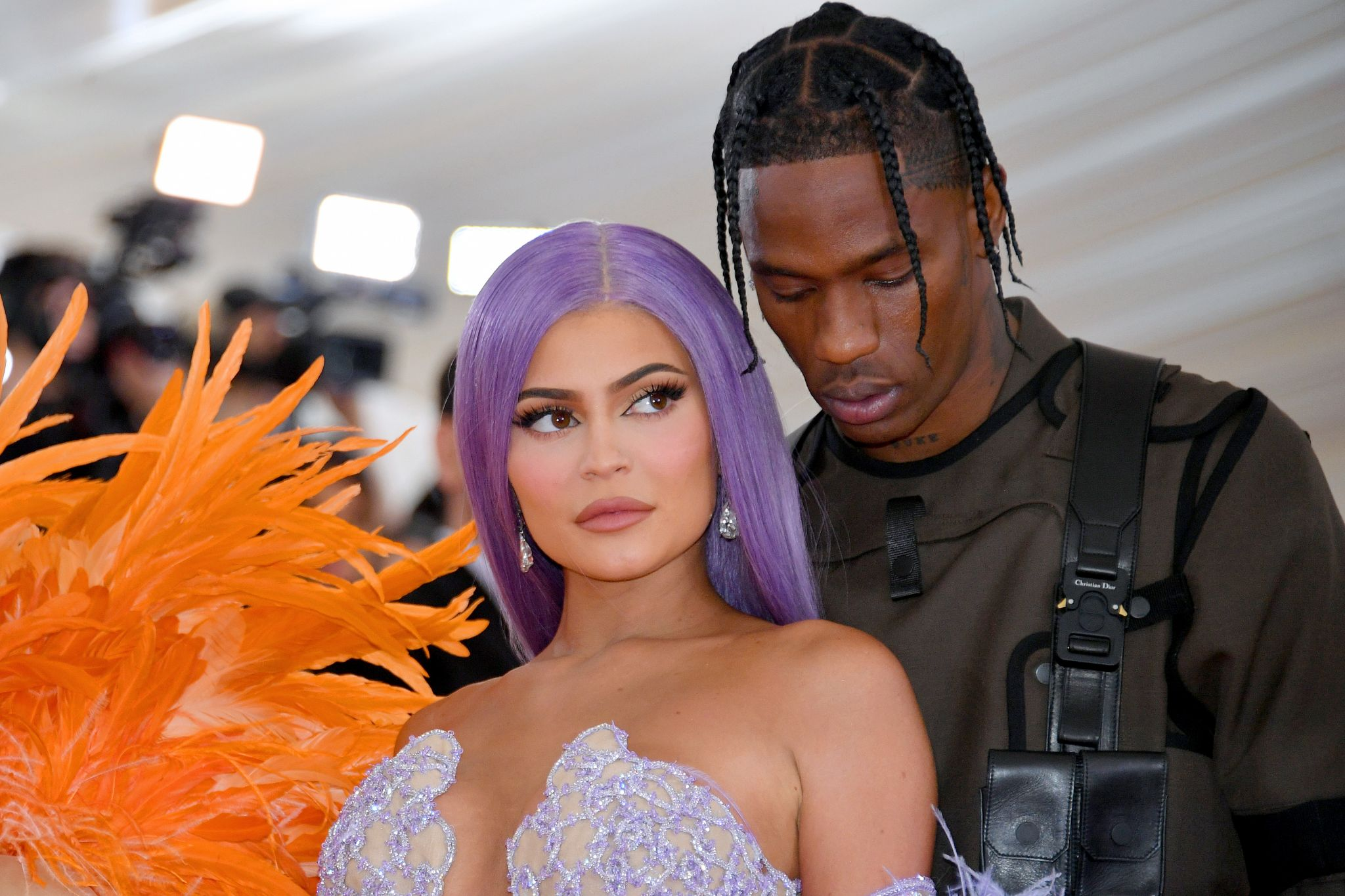 Twitterverse roasts Houston's Travis Scott for his military-inspired fashion miss at 2019 Met Gala