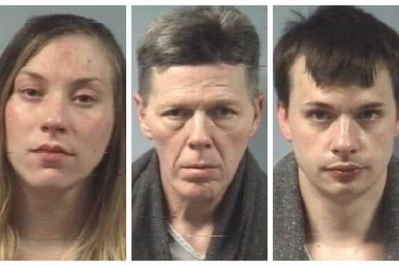 Nicole Michelle Cedarleaf, 28, of Rowlett, Walter Forrest Ross, 50, of Garland and Randall Blake Cooper, 27, of Rowlett, were arrested and charged with possession of a controlled substance. Their bonds are set at $100,000.