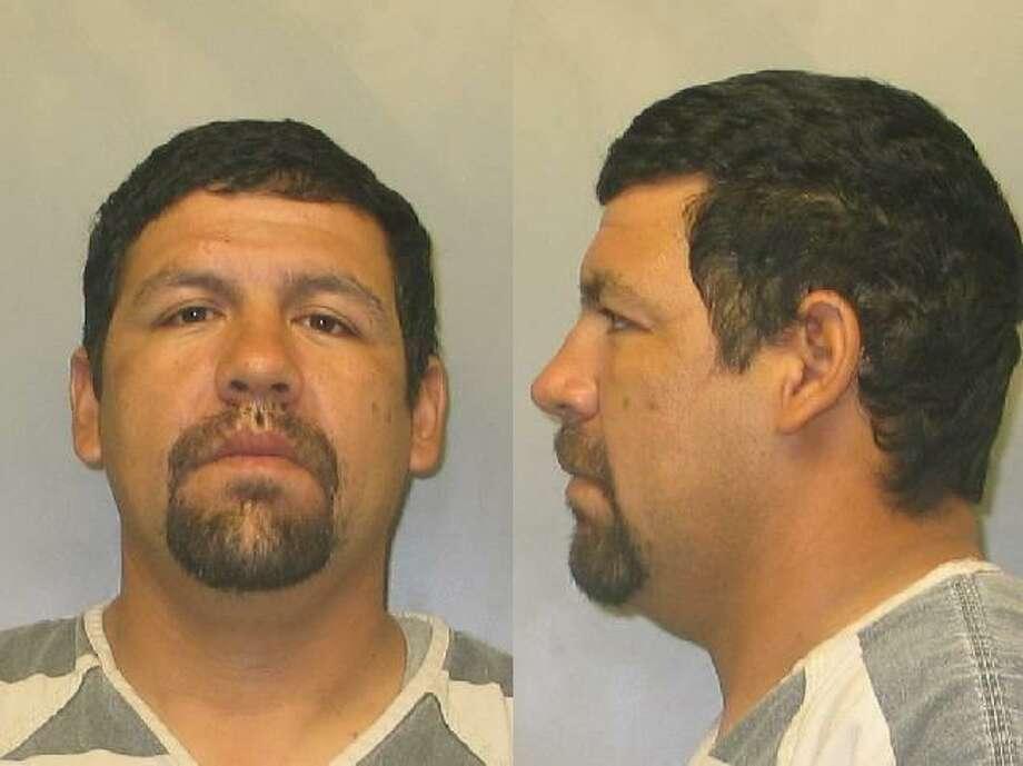 Omar Alejandro de la Fuente allegedly violated his probation after being arrested for possession of marijuana.  Photo: /