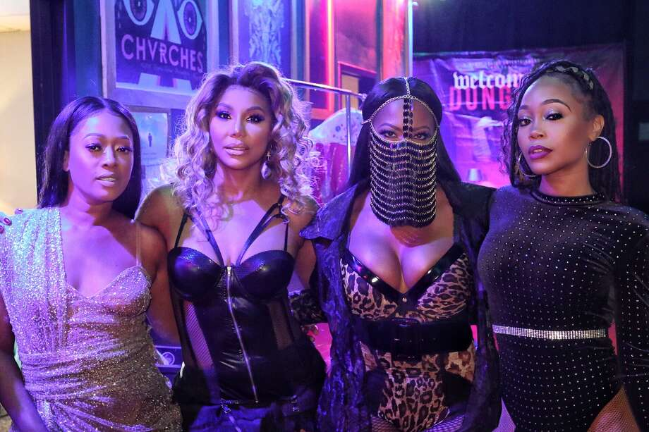 """Kandi Burruss is bringing her """"Welcome to the Dungeon"""" burlesque show to Houston. Photo: Courtesy"""