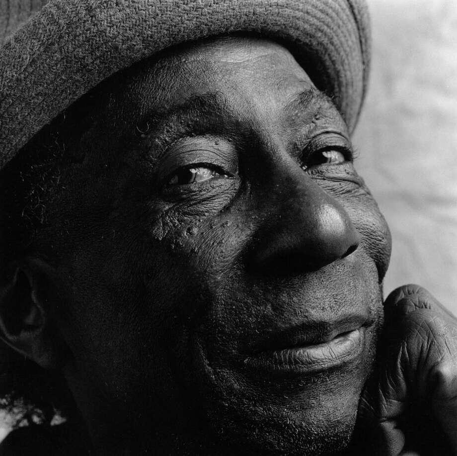 Houston blues musician Earl Gilliam Credit: James Fraher Photo: James Fraher / handout
