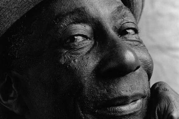 Houston blues musician Earl Gilliam Credit: James Fraher