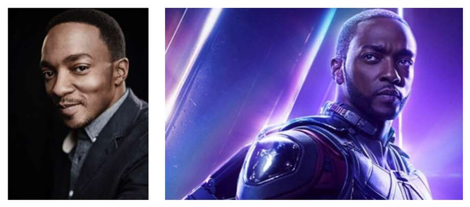 "Celebrity Fan Fest is ""reassembling"" the Avengers superhero team with the addition of Anthony Mackie, who plays the Marvel role ""Falcon,"" to the event's lineup. Photo: Courtesy, Inspire Entertainment, Marvel Studios"