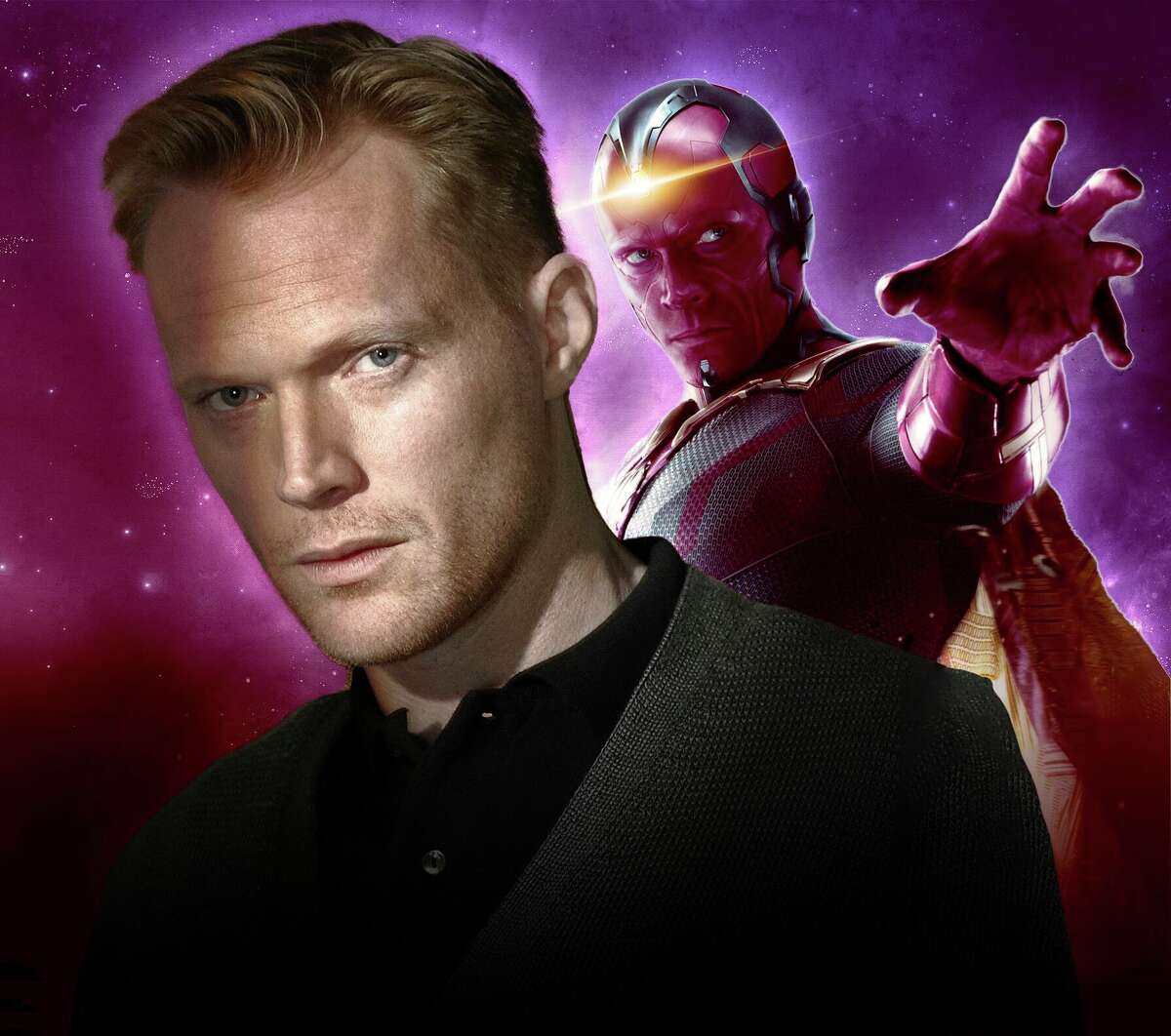 Paul Bettany, who plays