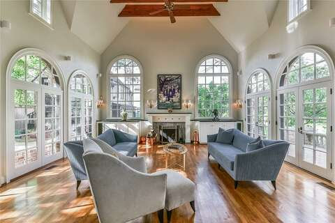 Peek inside unique homes for sale in Houston's historic districts