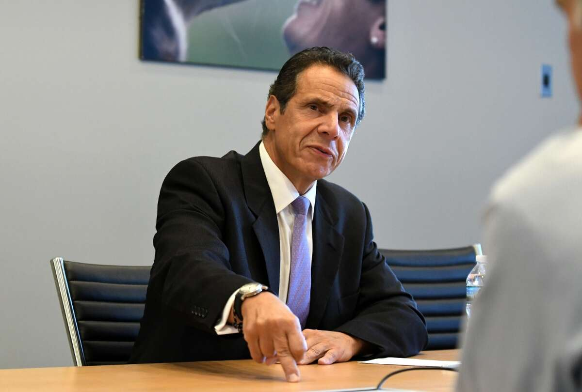 Gov. Andrew Cuomo's favorability rating was 52 percent favorable to 42 percent unfavorable in a Siena poll conducted in early June 2019.