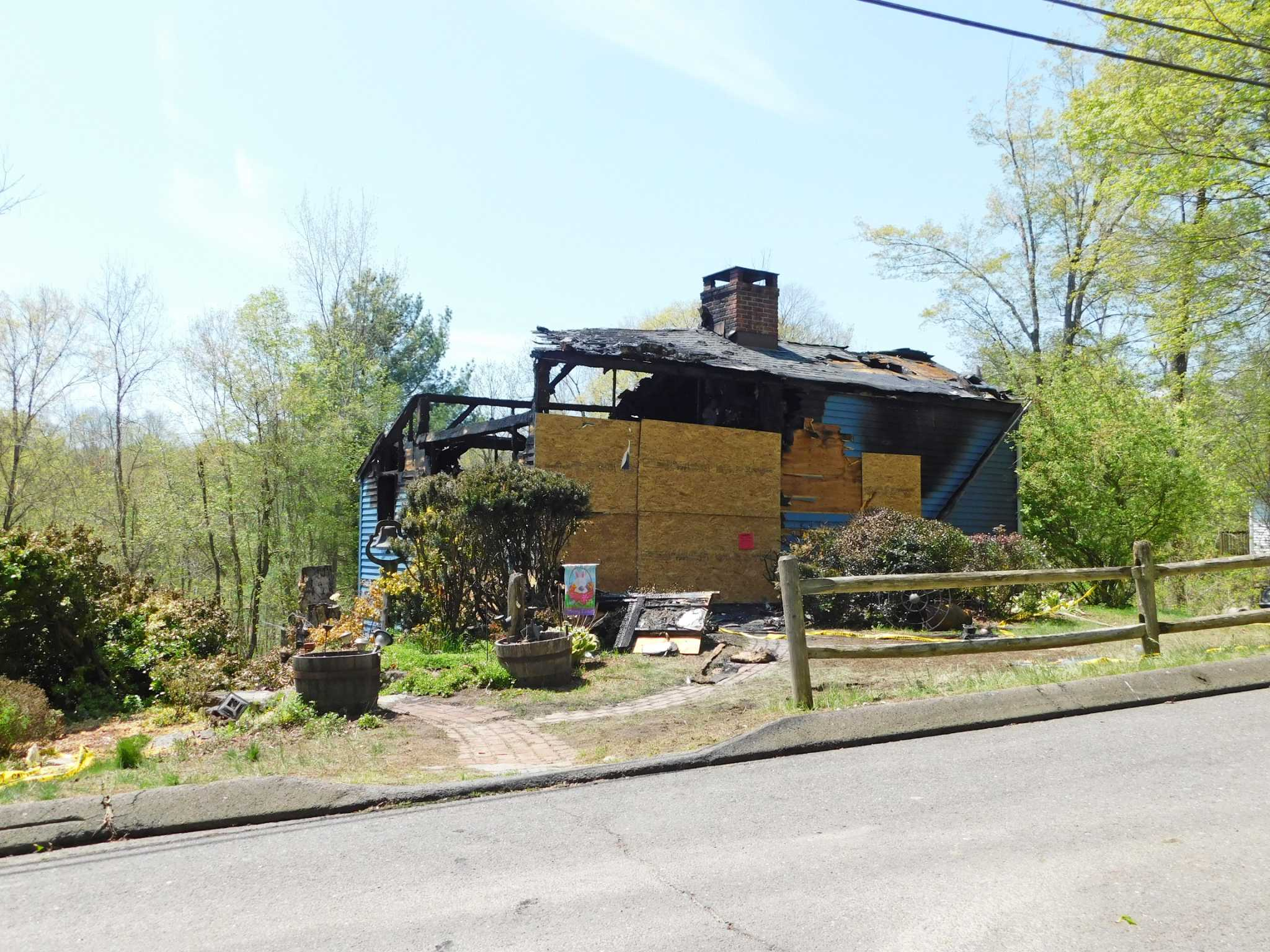 Newtown Family Displaced After Early Morning Fire The Hour