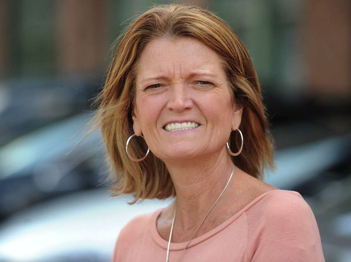 Janet Vitarius Waugh is seeking re-election as Ansonia's Town/City Clerk