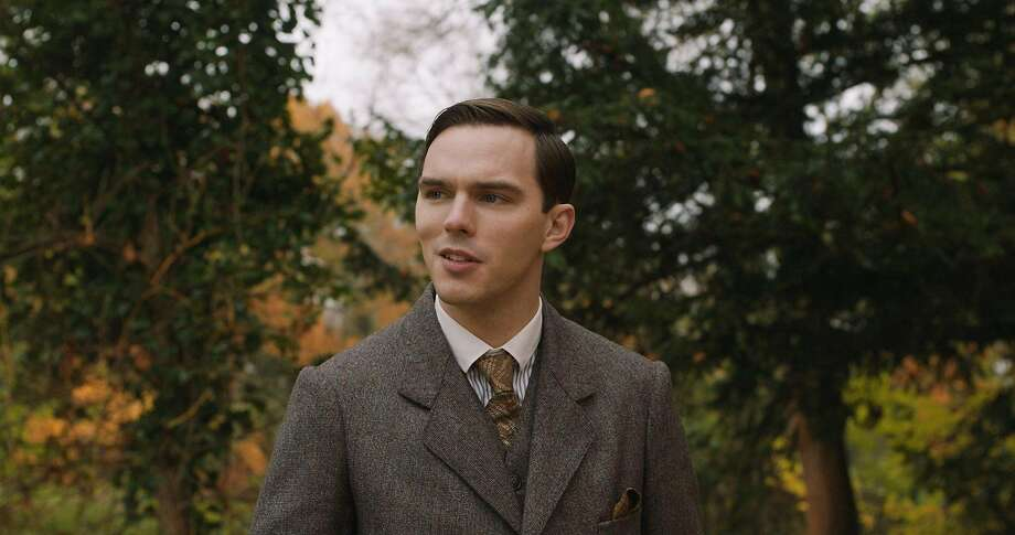 "Nicholas Hoult in ""Tolkien."" Photo: Fox Searchlight"