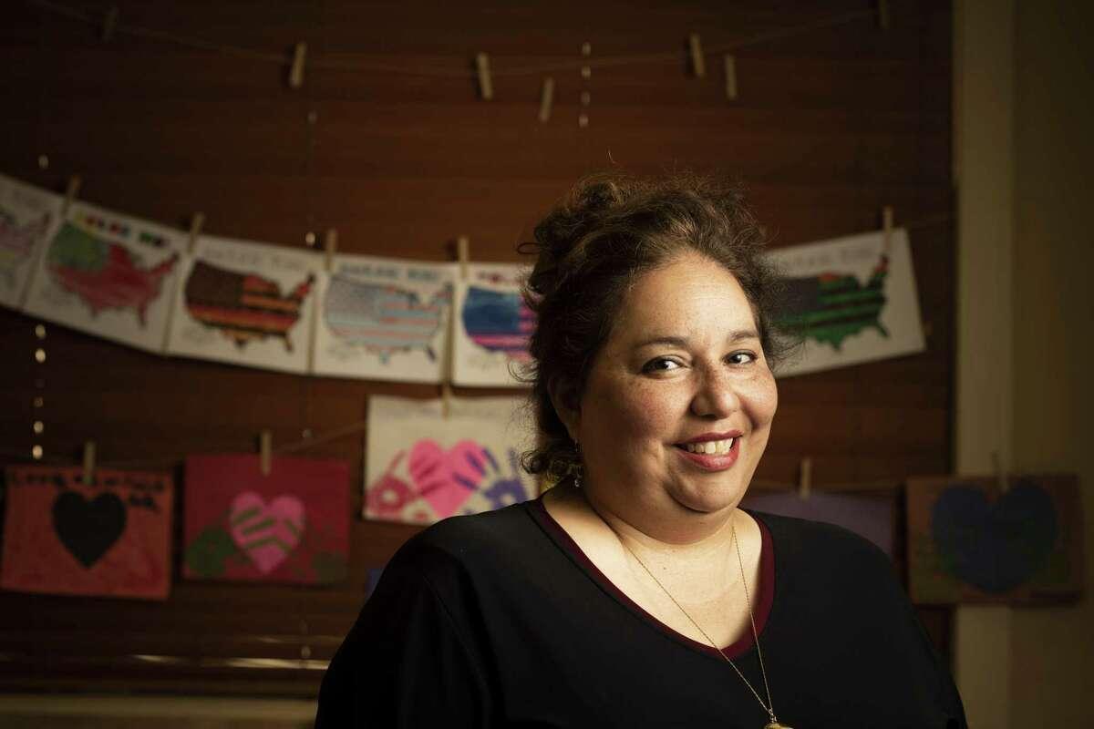 Jennifer Gonzalez, executive director of the affordable housing nonprofit Alamo Community Group.