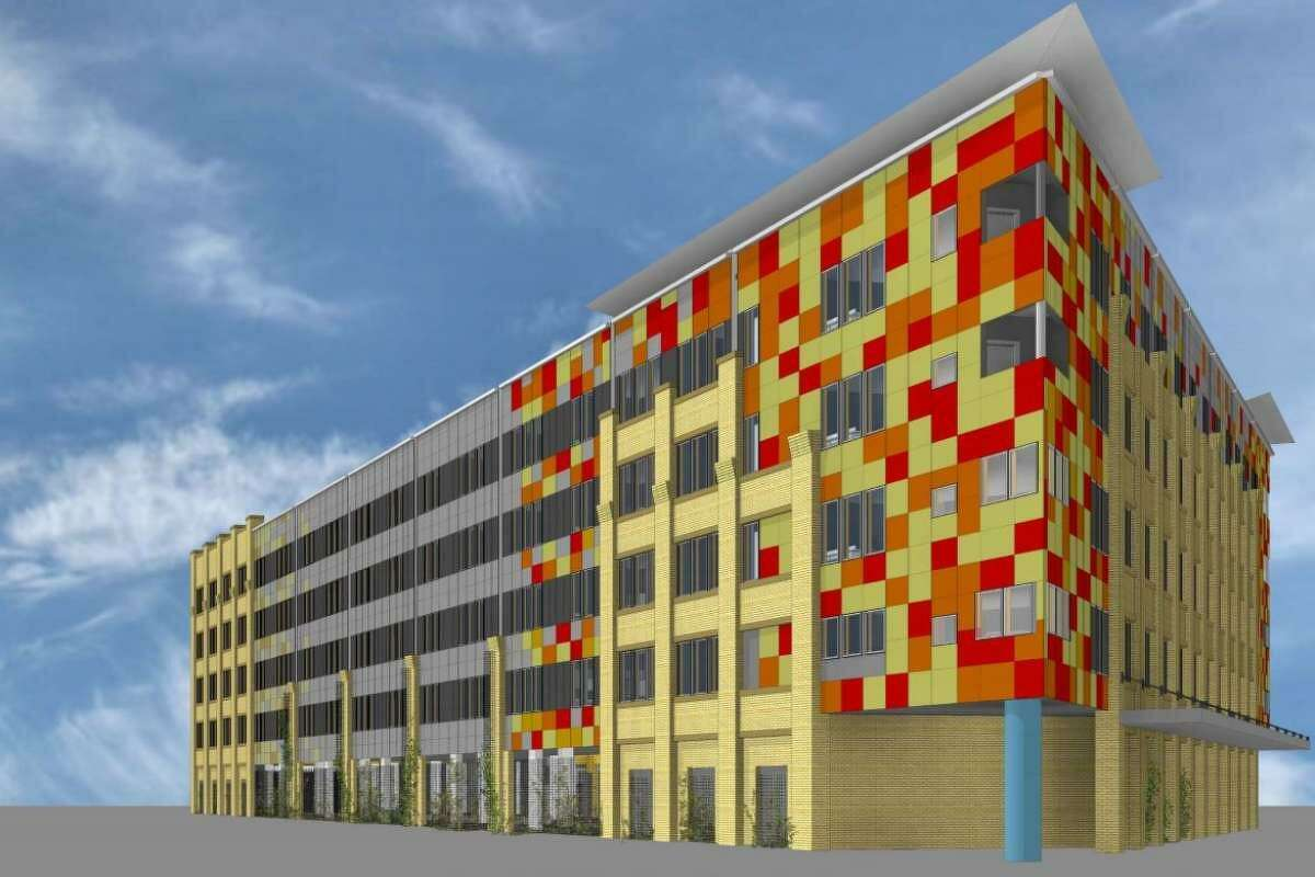 Alamo Community Group plans to reserve 86 units at its $17.5 million Museum Reach Lofts development for households making less than 60 percent of area median income.The project, at the intersection of North St. Mary's Street and West Jones Avenue near the San Antonio Museum of Art, is expected to be completed next year.