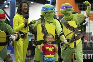 Comicpalooza returns to the George R. Brown Convention Center this weekend.