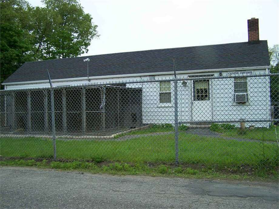 The regional Animal Control Facility at 248 Bogue Road. in Harwinton, which is owned by Torrington was built in 1960. Construction of a new, expanded facility is expected to begin this summer. Photo: Contributed / Town Of Harwinton /