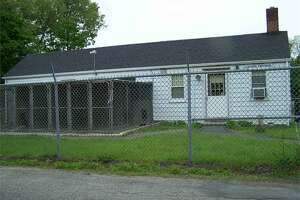 The regional Animal Control Facility at 248 Bogue Road. in Harwinton, which is owned by Torrington was built in 1960. Construction of a new, expanded facility is expected to begin this summer.