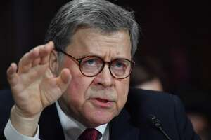 Attorney General William Barr testifies May 1 before the Senate Judiciary Committee. Just before, a letter from Special Counsel Robert Mueller indicated he was upset with Barr's summary of his report. The leak was likely no coincidence.