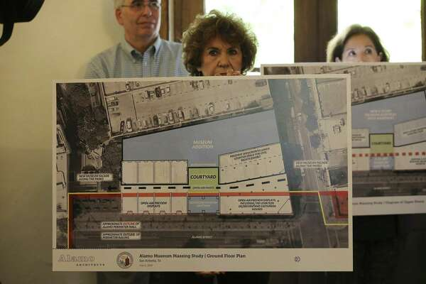 San Antonio Conservation Society vows to protect historic buildings near Alamo Plaza