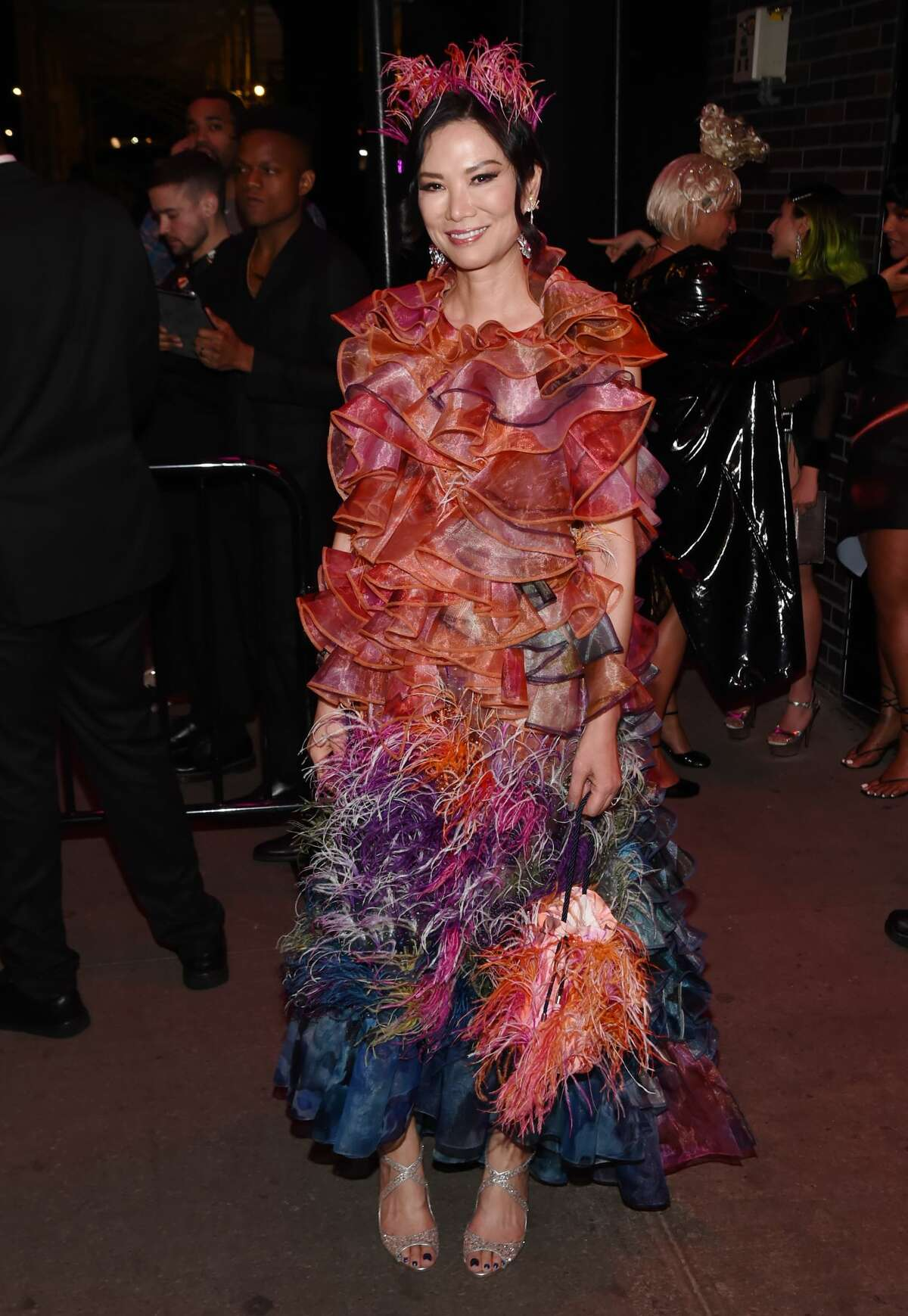 NEW YORK, NEW YORK - MAY 06: Wendi Murdoch attends the 2019 Met Gala Boom Boom Afterparty at The Standard hotel on May 06, 2019 in New York City. (Photo by Daniel Zuchnik/GC Images)