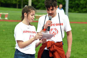 Unified Sports Day for Special Olympics Illinois at Edwardsville High School