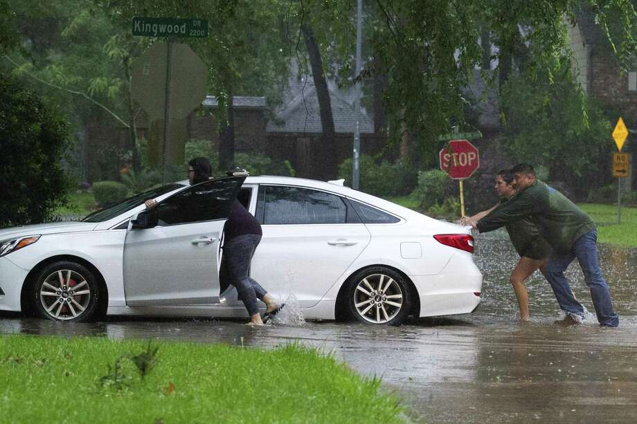 Additional storms are expected to create flooding issues throughout the week in the Houston area.