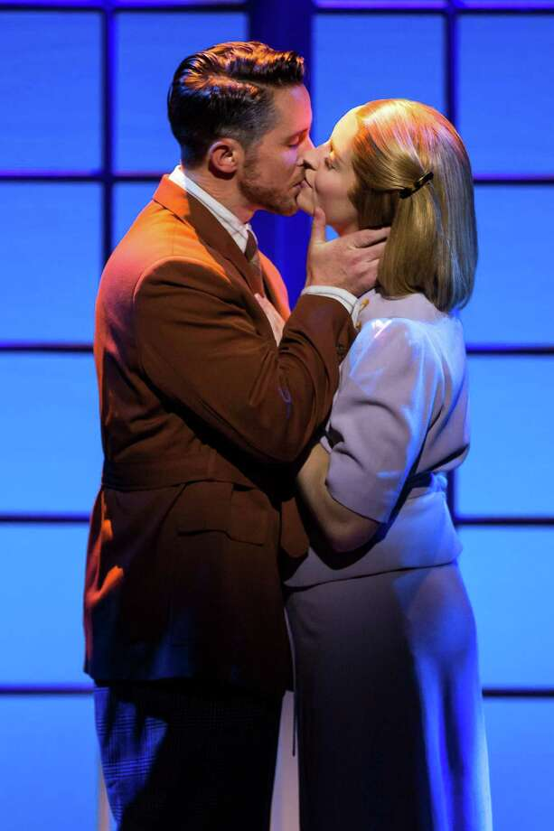 Mike McLean as Captain von Trapp and Jill-Christine Wiley as Maria. Photo: Matthew Murphy / Contributed Photo