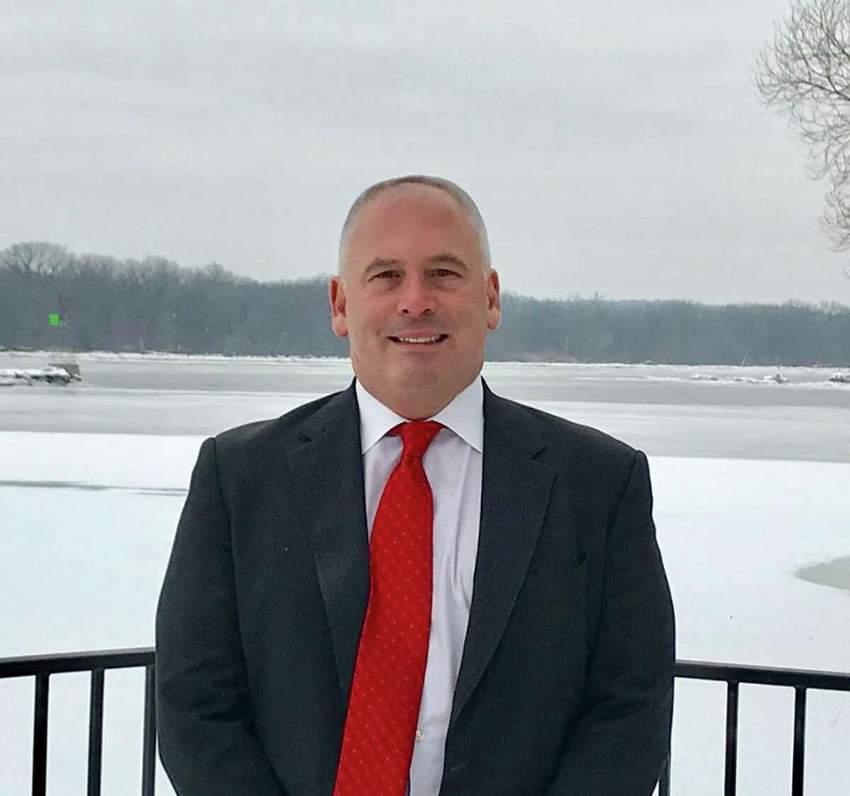 Attorney George McHugh is running for Coeymans Town Supervisor in 2019 on the Republican and Conservative lines. McHugh, the former general counsel for Carver Companies, is still a realtor for the port owner in South Carolina, where McHugh's son also runs Carver Maritime. But McHugh says he will not show favor to the port and its expanding business interests if elected.