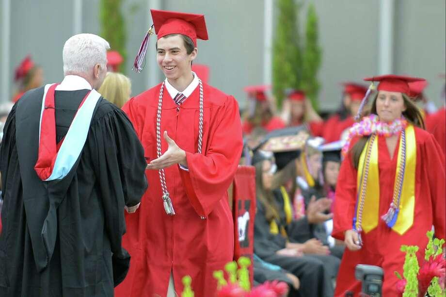 Fairfield University Graduation 2020.Fairfield Boe Changes Graduation Times For High Schools