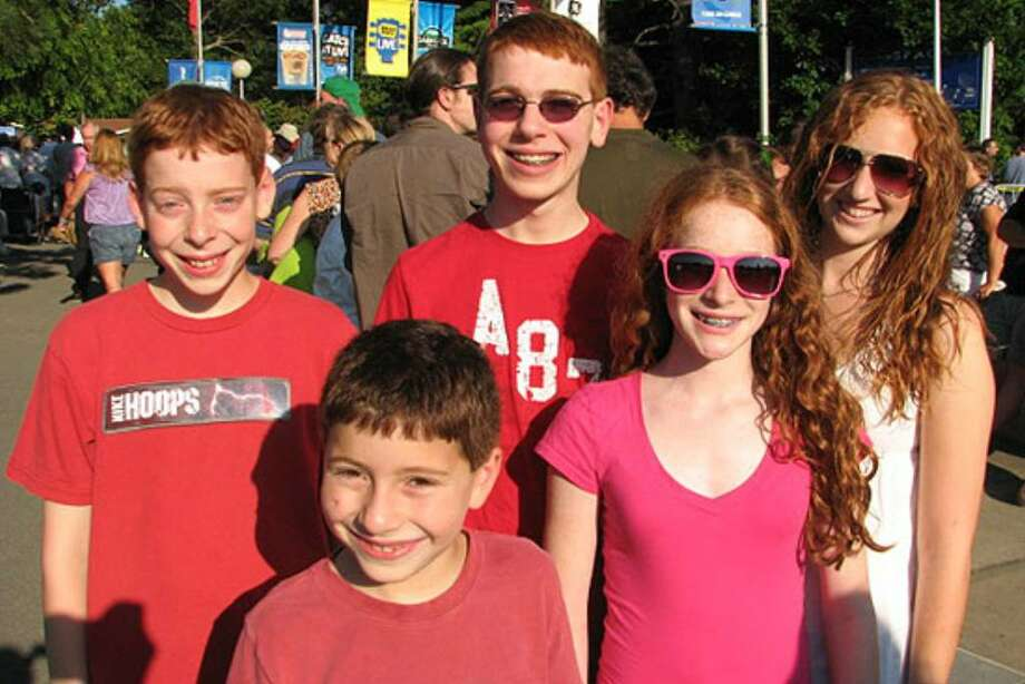 Were you seen at 2009 Bruce Springsteen and the E Street Band at SPAC? Photo: Kristi L. Gustafson