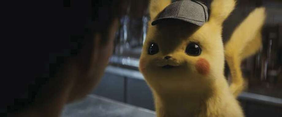 """""""Pokeman Detective Pikachu"""" follows a young man (talented newcomer Justice Smith) who goes on a search for what might have happened to his father when he mysteriously goes missing and is presumed dead."""