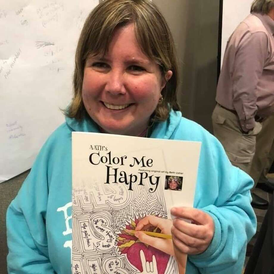 Beth Usher will be speaking at the Walk to End Epilepsy event at the Cove Island Park in Stamford May 19. Photo: Epilepsy Foundation Of Connecticut / Contributed Photo