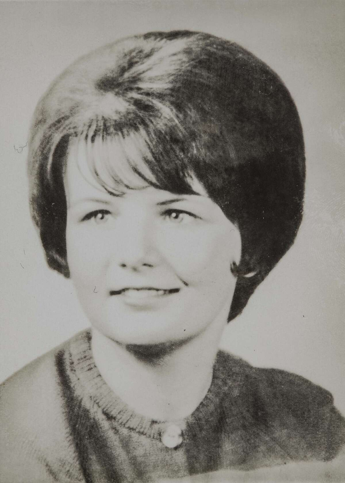 Susan Galvin, 20, who was found dead in 1967 at the Seattle Center. After 52 years, the Seattle Police Department are confident that they've found her killer. A man named Frank Wypych, who died in 1987.