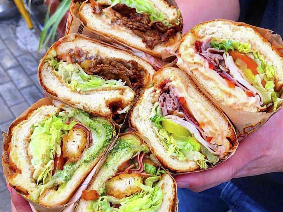 San Francisco's own Ike's Love & Sandwiches has recently expanded – not only to a new location in Las Vegas, but also in size with a curious culinary offering.