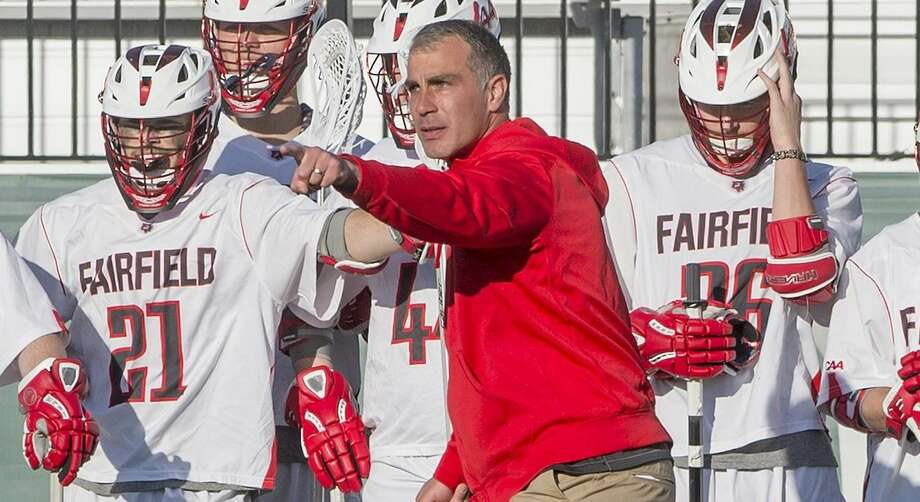Former Fairfield lacrosse coach Andy Copelan Photo: Fairfield Athletics / Submitted Photo