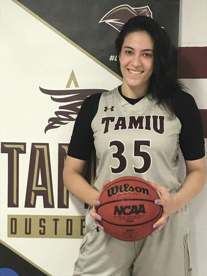 Julynne da Silva Sa was announced Wednesday as the latest addition to TAMIU's team for the 2019-20 season as she transfers from Division I program Sacramento State. Photo: Courtesy Of TAMIU Athletics